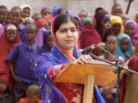 Malala Yousafzai, Nejmladší držitelka Nobelovy ceny za mír.