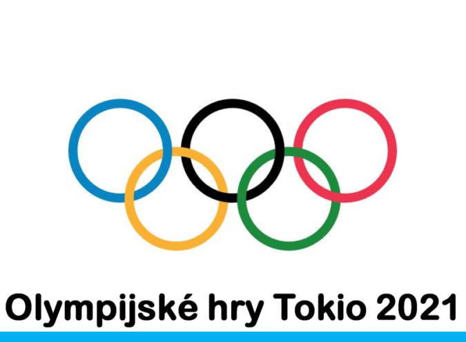 olympijské hry v Tokiu 2021. Český olympijský výbor. Novinky DNES