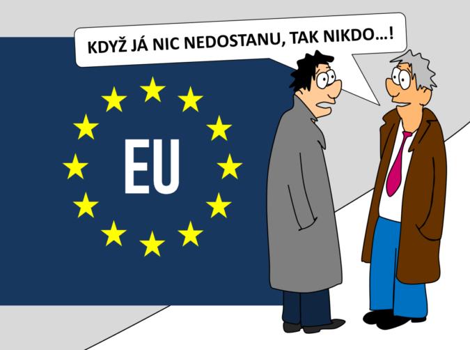 Novinky DNES, DOTACE z EU