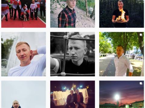Běloruský občan Vitalij Šišov,